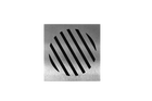 Kratka PIONOWA - INOX DESIGN - syfon MOKRY (3)