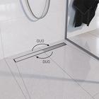 Odpływ z rusztem DUO 90cm (pod płytkę) (2)