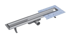 Odpływ standard z rusztem DUO (pod płytkę)